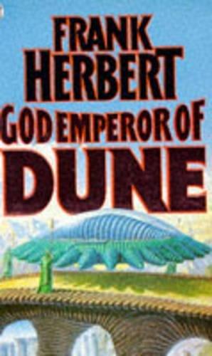 9780450052620: God Emperor of Dune (Roman)