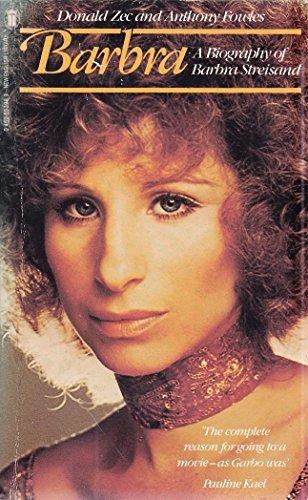 9780450053986: Barbra: Biography of Barbra Streisand