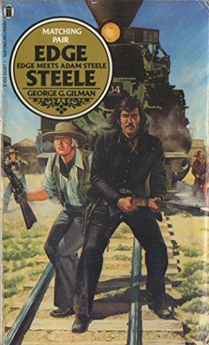 Matching Pair (Edge-Steele): Gilman, George G.
