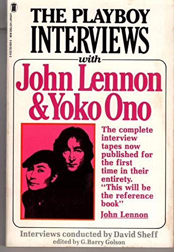 "9780450054891: ""Playboy"" Interviews with John Lennon and Yoko Ono"