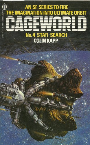 9780450055317: Cageworld 4: Star-Search