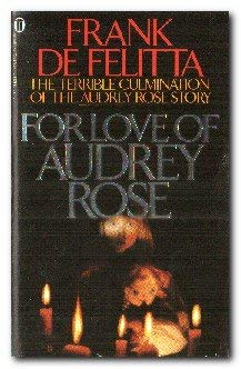 9780450055331: For Love of Audrey Rose