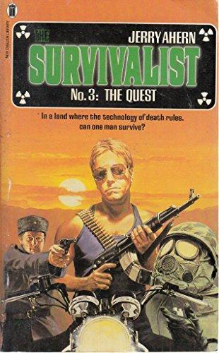 9780450056383: The Quest (Survivalist)
