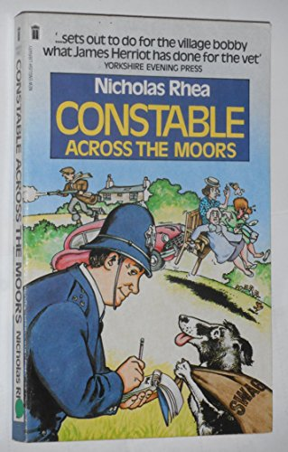 9780450056628: Constable Across the Moors