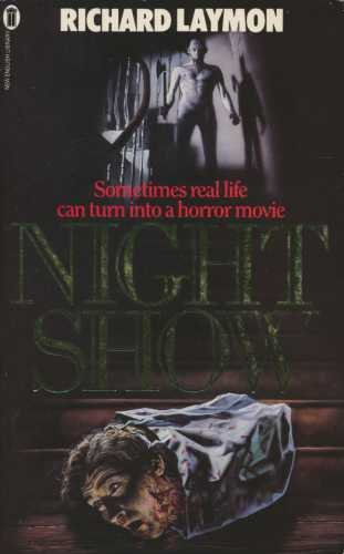Night Show (0450057062) by Richard Laymon