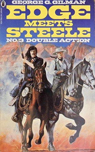 9780450057205: Double Action (Edge meets Steele)