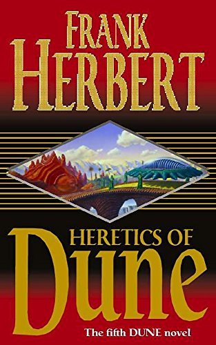 9780450057779: Heretics Of Dune (Heretics Of Dune Sequence)