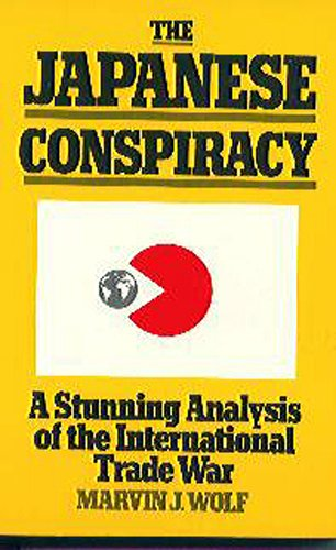 9780450058660: The Japanese Conspiracy