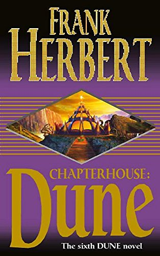 9780450058868: Chapter House Dune