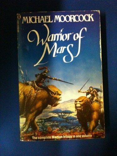 9780450058950: Warrior of Mars