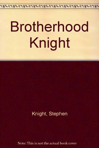 9780450060168: Brotherhood Knight