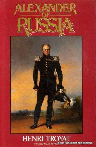 9780450060410: Alexander of Russia