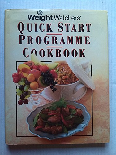 Weight Watchers Quick Start Programme Cookbook