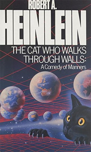 9780450061493: The Cat Who Walks Through Walls: A Comedy of Manners
