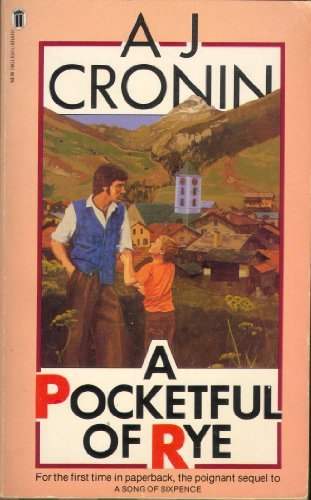 9780450390104: A Pocketful of Rye