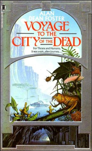 9780450398742: Voyage to the City of the Dead (New English library science fiction) Foster, Alan Dean