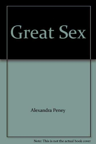 Great Sex: Alexandra Peney