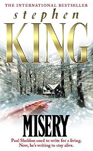 9780450417399: Misery (en anglais)