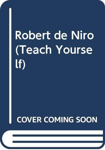 9780450428500: Robert de Niro