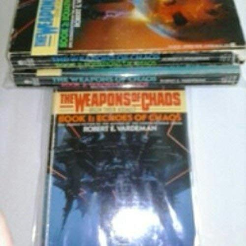 Weapons of Chaos (0450428540) by Vardeman, Robert E.