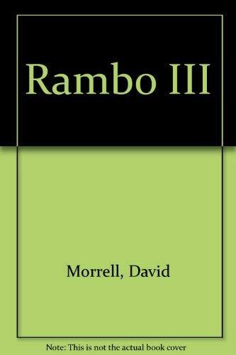 9780450489136: Rambo III