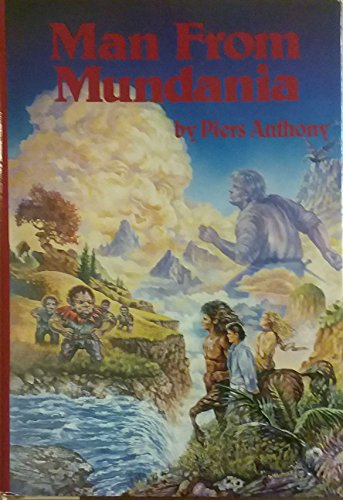 9780450490897: Man from Mundania (Magic of Xanth)