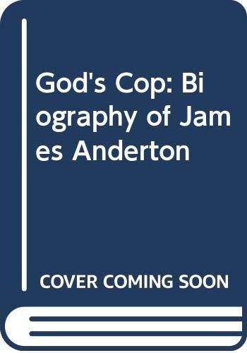 9780450493621: God's Cop: Biography of James Anderton
