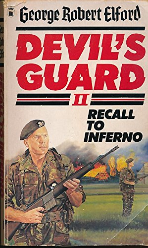 9780450497285: Devil's Guard II: Recall to Inferno