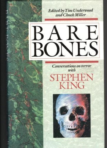 9780450499920: Bare Bones: Conversations on Terror with Stephen King