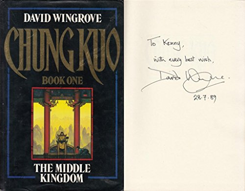 Chung Kuo. Book 1: Wingrove, David