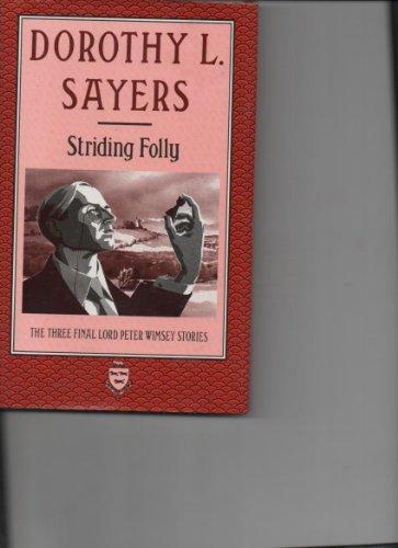 9780450549731: Striding Folly (Crime Club)