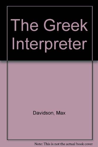 9780450550980: The Greek Interpreter