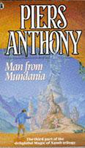 9780450550997: Man from Mundania (The Magic of Xanth)
