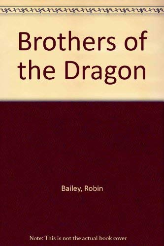 9780450556715: Brothers Of The Dragon