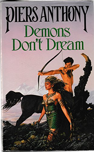 9780450581502: Demons Don't Dream