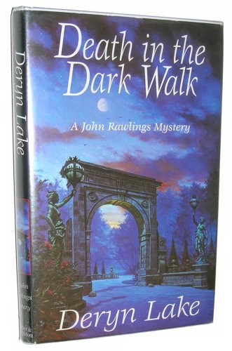 Death in the Dark Walk ***SIGNED***: Deryn Lake