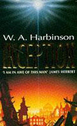 Projekt Saucer Book 1: Inception; Book 2: Harbinson, W.A. (cover