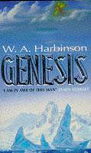 9780450617522: Genesis (Projekt Saucer)