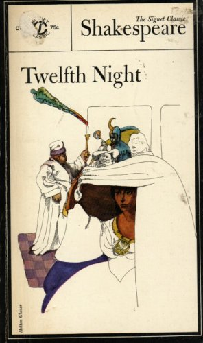 9780451000460: Twelfth Night (Signet Books)