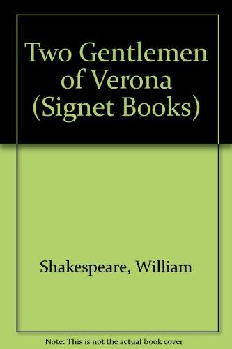 9780451000569: Two Gentlemen of Verona (Signet Books)