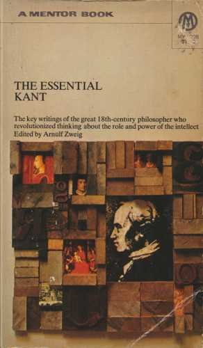 9780451000835: The Essential Kant.
