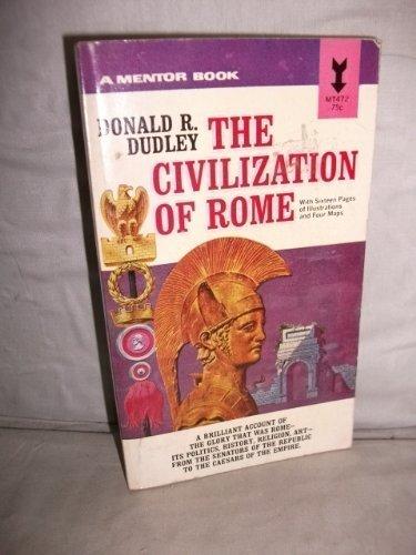 9780451002662: Civilization of Rome (Mentor Books)