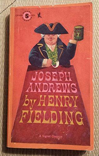 9780451003140: Joseph Andrews (Signet Classical Books)