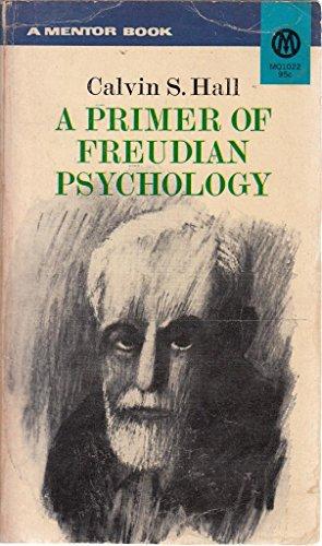 9780451004987: Primer Of Freudian Psychology