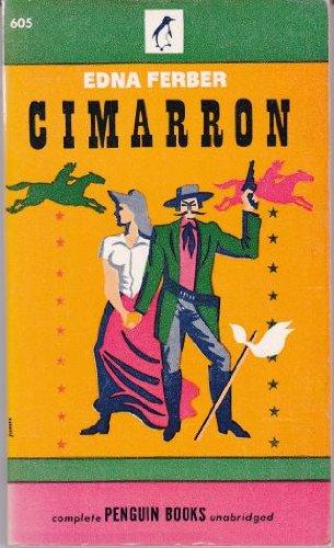 9780451006059: Cimarron (Penguin/Signet #605)