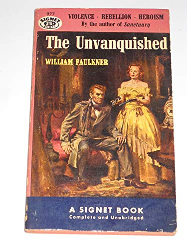 9780451009777: The Unvanquished