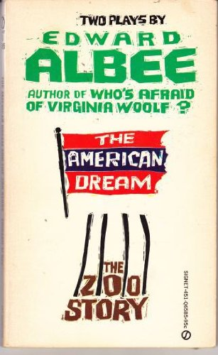 9780451010315: The American Dream and Zoo Story (Signet Books)
