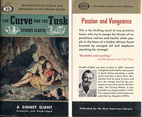 9780451010780: The Curve and the Tusk (Vintage Signet S1078)