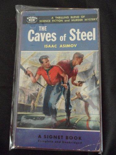 9780451012401: Caves of Steel (Signet SF, 1240)