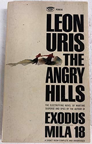 9780451013651: The Angry Hills